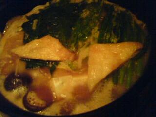 ちゃんこ鍋♪