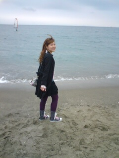 三浦海岸。