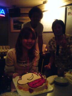 Birthdayパーティ♪