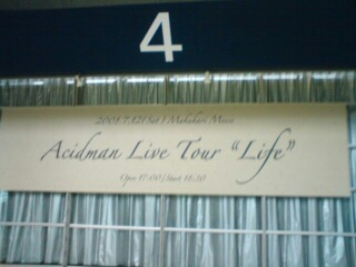"ACIDMAN ""Life<br />  "" FINAL。"