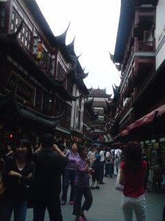 上海の思い出 4<br />  。