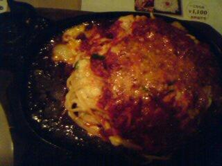 グラタンスパゲティ♪