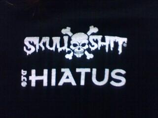 the HIATUS。