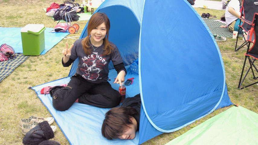 ARABAKI ROCK FEST. 10 2日目。