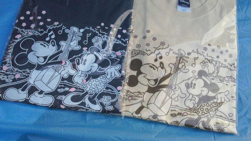 ミキミニTシャツ。