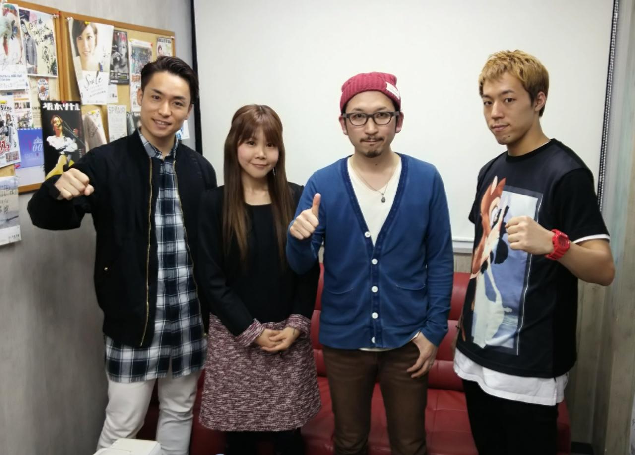 EXILE TETSUYAさん&世界さん☆